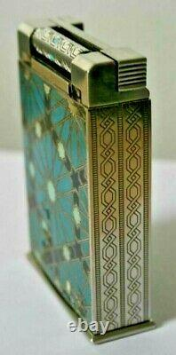 S. T. Dupont Tischfeuerzeug Table Lighter Andalusia Limited Edition 2003
