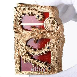 S. T. Dupont Tournaire Phoenix Lighter, Limited Edition 76/88, 016076, New In Box