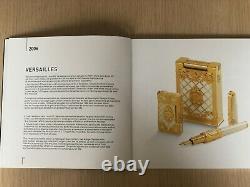 S. T. Dupont Versailles Pen Füller Limited Edition No. 1202