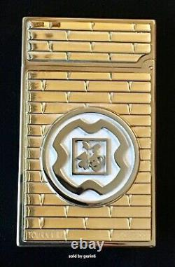 S. T. Dupont Year of the Goat Limited Edition Lighter # 082/288, 016297, NIB