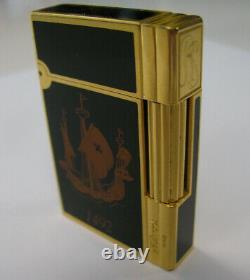 ST DUPONT Feuerzeug'1492' Limited Edition 3000 Stück Limitiert