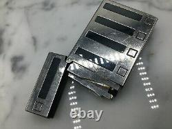 ST Dupont Ligne 2 Inspiration Nature Limited Edition Hematite Platinum Lighter