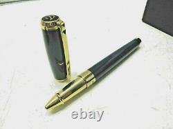 ST Dupont Limited Edition 1953 Dark Blue Roller Pen in Presentation Box