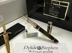 ST Dupont Murder on the Orient Express limited edition fountain pen NEW