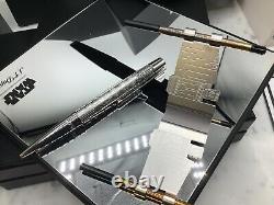 ST Dupont STAR WARS Limited Edition Defi X-Wing Ballpoint Pen Palladium Finish