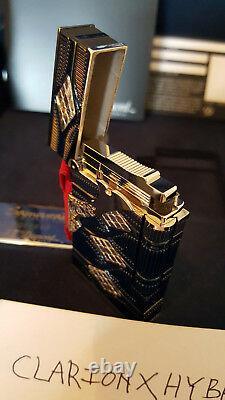 St Dupont 2011 Samurai Line 2 Limited Edition Lighter Item # 016001