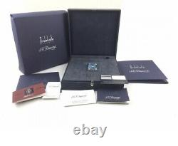 St Dupont Andalusia Lighter Laque Edition Limited Smoke Set