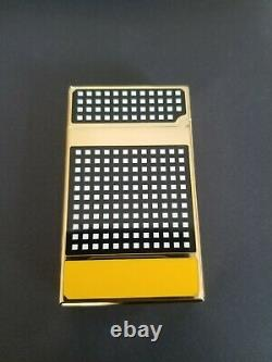 St Dupont Cohiba Limited Edition Legrand Line 2 Lighter Black Lacquer 023110