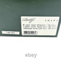 St Dupont Davidoff Limited Edition Only 400- Rare Original Lighter