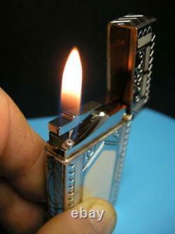 St Dupont L2 Taj Mahal Lighter Limited Edition Briquet, Accendino Feuerzeug