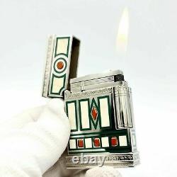 St Dupont Limited Edition Medici Rare L2 Lighter Gas