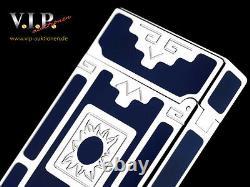 St. Dupont Nuevo Mundo Line 2 Feuerzeug Lighter Limited Edition Palladium Briquet