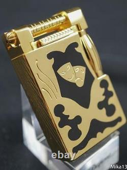 St Dupont Teatro Black Lighter Limited Edition #1513/2500 Brand New In The Box
