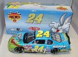 118 Action Rcca 2002 #24 Dupont Looney Tunes Bugs Bunny Carlo Jeff Gordon 1/504