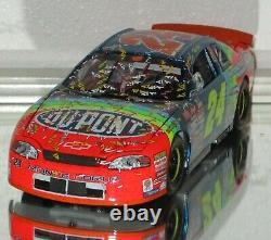 1998 Jeff Gordon #24 Dupont Darlington Couleur Liquide 1/24 Voiture#19/132 Awesome