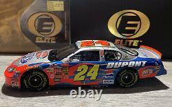 2003 Jeff Gordon #24 Dupont Winston Coupe Victory Lap 1/24 Elite Low #26 De 2004