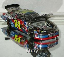 2003 Prototype Jeff Gordon #24 Dupont/wright Brothers Couleur Chrome 1/24 Proto
