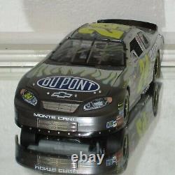 2004 Rcca Jeff Gordon #24 Dupont Hms 20th Ann Autographe Elite 1/24 Avechologram