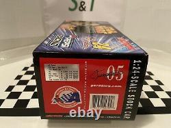 2005 Jeff Gordon #24 1/24 Dupont Pepsi Star Wars Yoda Talladega Win Scheme