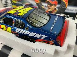 2006 Jeff Gordon #24 Chicagoland 75e Raced Win Dupont Chicago 1/24 Action New