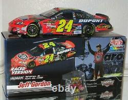 2007 Jeff Gordon #24 Dupont Talladega 77th Win Drivers Select 1/24 Car#3569