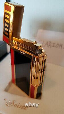 97 St Dupont X Paul Garmirian Black Line 2 Limited Edition Lighter Item #016505