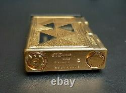Accendino S. T. Dupont Gatsby Afrika Édition Limitée 0527/2000 Rissimo