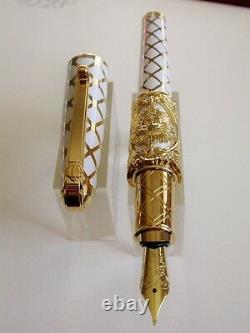 Dupont Limited Edition Versailles Fountain Pen Nib #390/1686