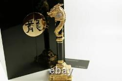 Dupont Year Of The Dragon Füller Fountain Diamond Collection Edition Limitée X/8