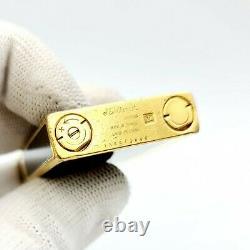 Edition Limitée St Dupont Colomb Rare Gas 1992 Lighter