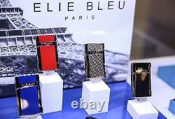 Elie Bleu #10 Tatuaje Michael Monster Jet Flame Edition Limitée Lighter Blue Laq