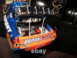 Nouveau Jeff Gordon #24 Dupont 1/2007 1/24 Chevy Monte Carlo Sports Mécaniques Rcca Elite