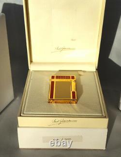 Nouveau Paul Garmirian S. T. Dupont Line2 Briquet Pg Limited Edition Matinee #464/500