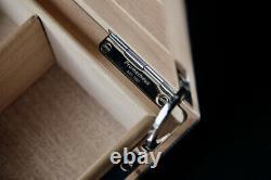 Prometheus Limited Edition Milano Series Macassar Ebony Humidor 100 Comte Bnib