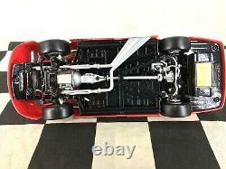 Prototype Pré-production 124 Jeff Gordon #24 Dupont 1998 Chevy Avec Coa #5 De 3500