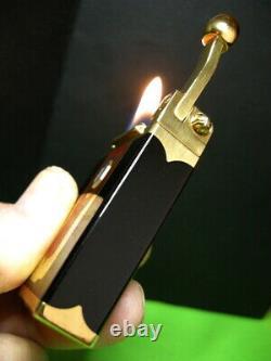 Rare Édition Limitée S. T. Dupont Maharadjah Hammer Briquet Feuerzeug