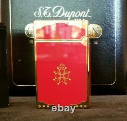 Rare Limited Edition S. T. Dupont Hoyo De Monterey Ligne 2 Briquet