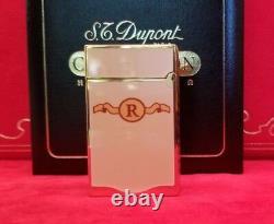 Rare Limited Edition S. T. Dupont Vegas Robaina Ligne 2 Briquet