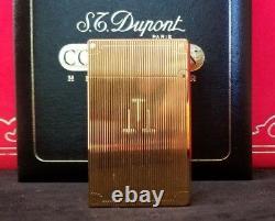Rare Limited Edition S. T. Dupont Vegas Trinidad Ligne 2 Briquet