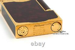 S. T. Dupont 130e Anniv. Castello Limited Edition Briar Pipe & Lighter #101/130