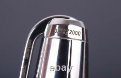 S. T. Dupont 2000 Perspective Edition Limitée Stylo De Fontaine 18k 480900m