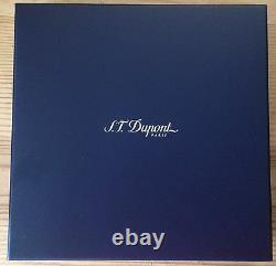 S. T. Dupont 2013 Edition Limitée Orient Express Rollerball, 142029, Nouveau Dans La Boîte
