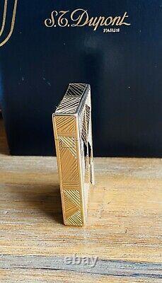S. T. Dupont Africa Limited Edition #0936/2009 Ligne 2 Lighter