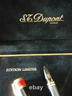 S. T. Dupont Art Déco 1996 Édition Limitée 0842/1500