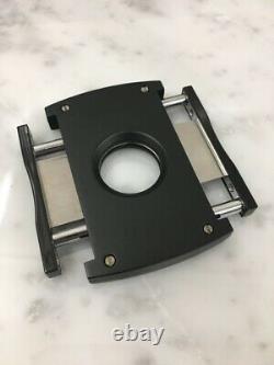 S. T. Dupont Blacklight Limited Edition Briquet Et Coupeur Dans La Boîte
