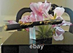 S. T. Dupont Cheval Grande Edition Limitée Stylo De Fontaine En Or Jaune 141856 2700 $