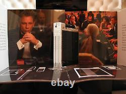 S. T. Dupont Edition Limitée 2006 Casino Royale James Bond 007 Tableau Lighter