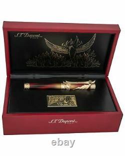 S. T. Dupont Édition Limitée 242035 Phoenix Renaissance Rollerball Pen