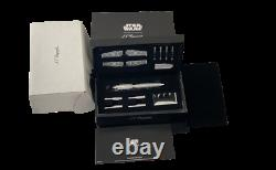 S. T. Dupont Edition Limitée Star Wars Streamline-r Funtain Pen Mint 1997