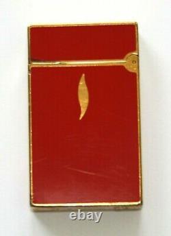 S. T. Dupont Feuerzeug Rendez Vous Sonne Linie 2 Limited Edition 1996 Lighter